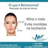 clínica de bichectomia para melhorar mastigação Jardim Paulista